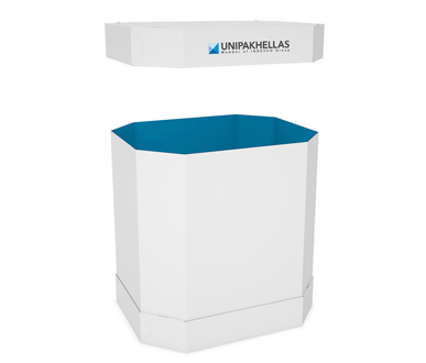 Double cover bin-UNIPAKHELLAS-BB-01-002